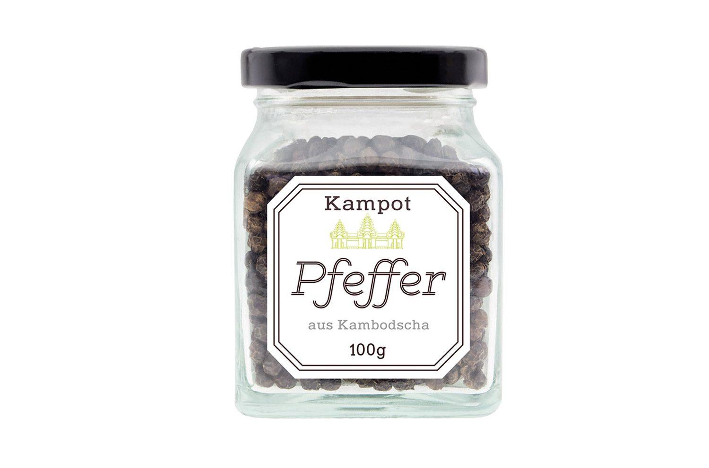 Kampot Pfeffer